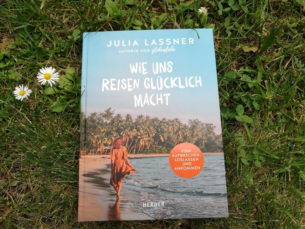 Das Buch von Bloggerkollegin Julia vom Globusliebe Blog.