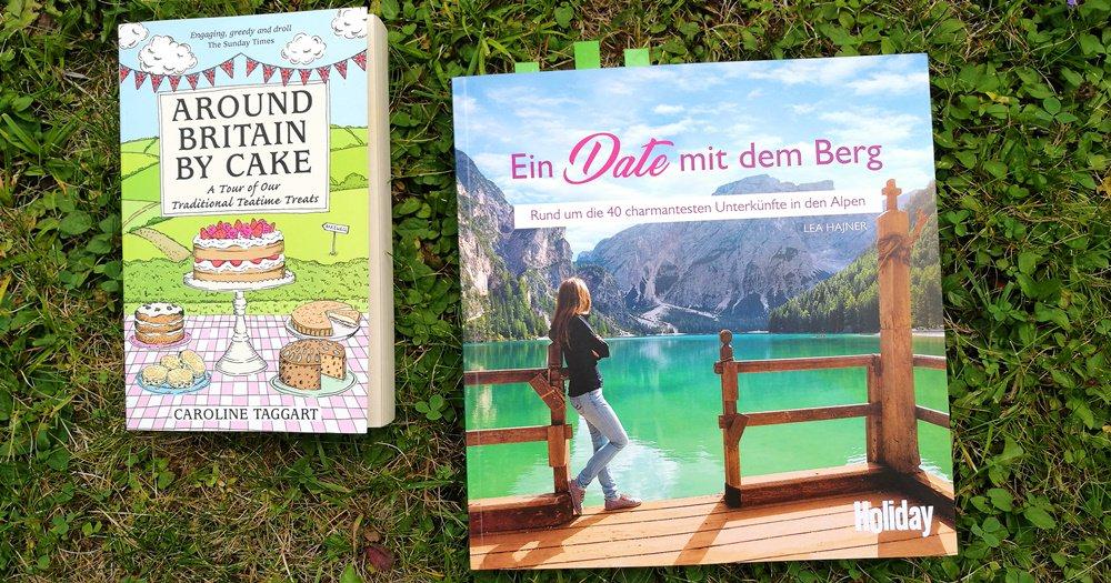 Bücherglück (7) – schöner schlafen, besser Kuchen essen