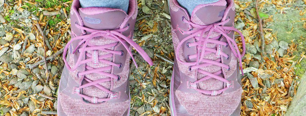Testbericht: Keen Terradora WP – ein Allzweck-Reise-Outdoor-Schuh (Damenschuh)