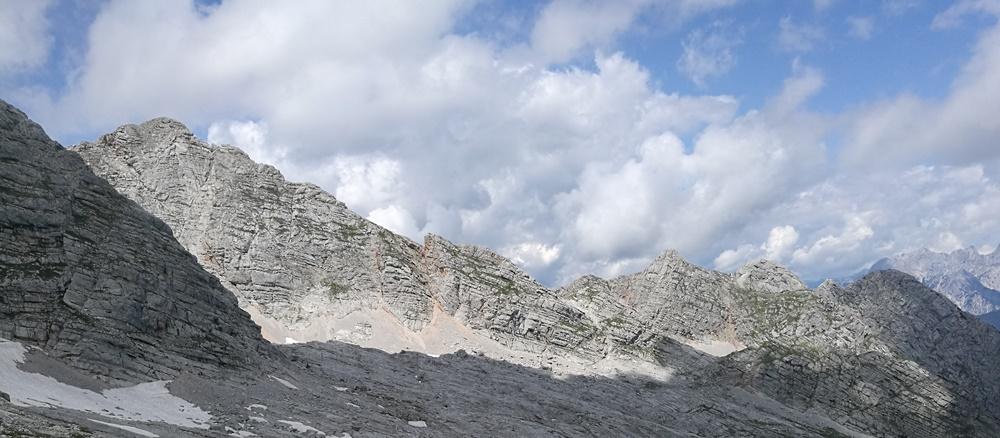 Gipfelbuch Hochzint: von Weißbach über die Passauer Hütte / Leoganger Steinberge