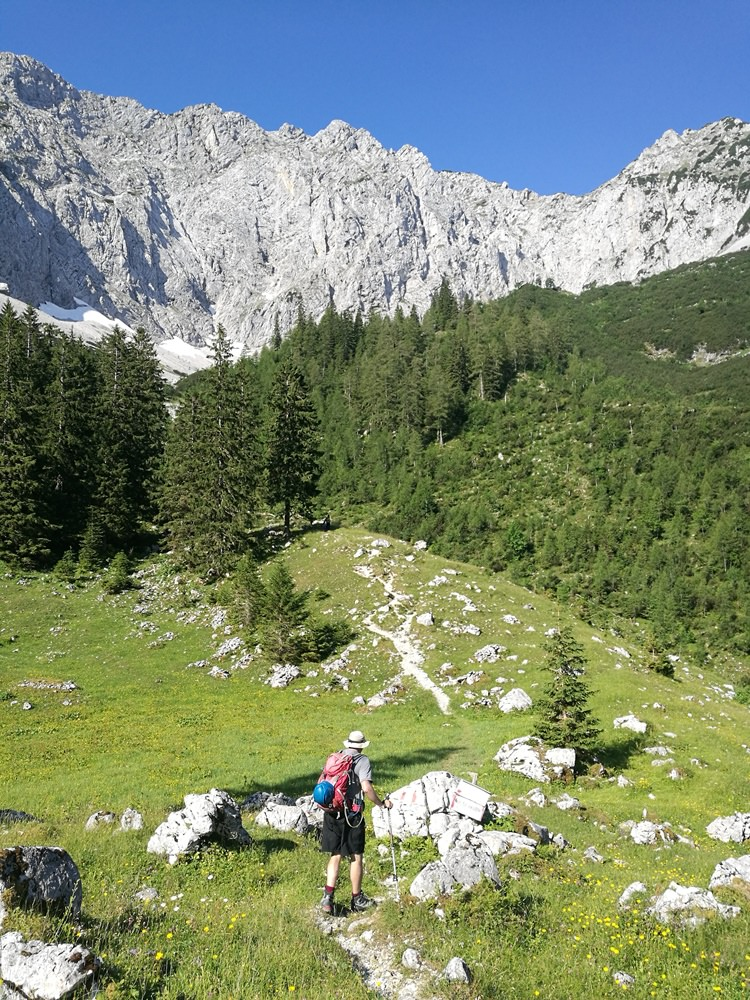 Unterwegs im Kaisergebirge | Tirol, Österreich