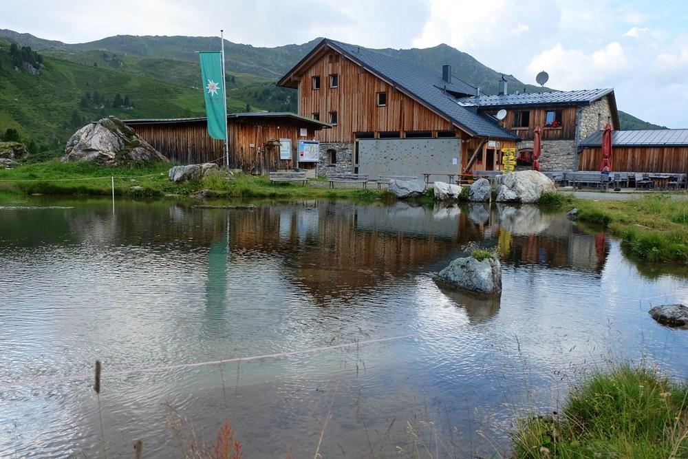 Hüttentour 1: Die Lizumer Hütte am Inntaler Höhenweg