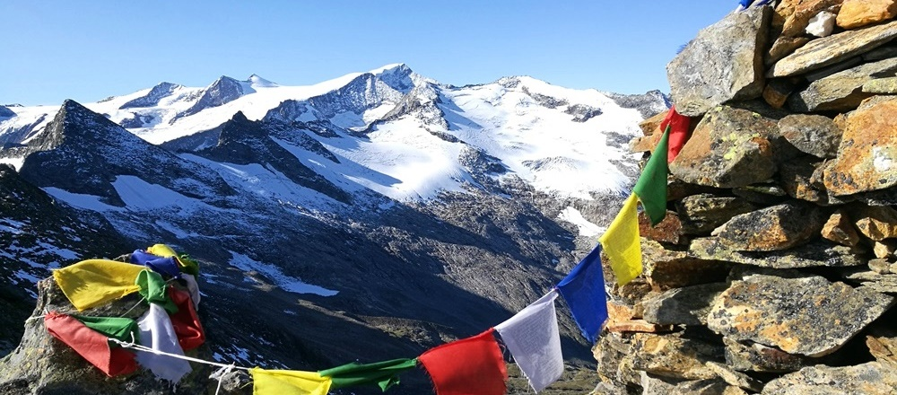 Larmkogel 3.017 m – ein leichter Dreitausender in den Hohen Tauern