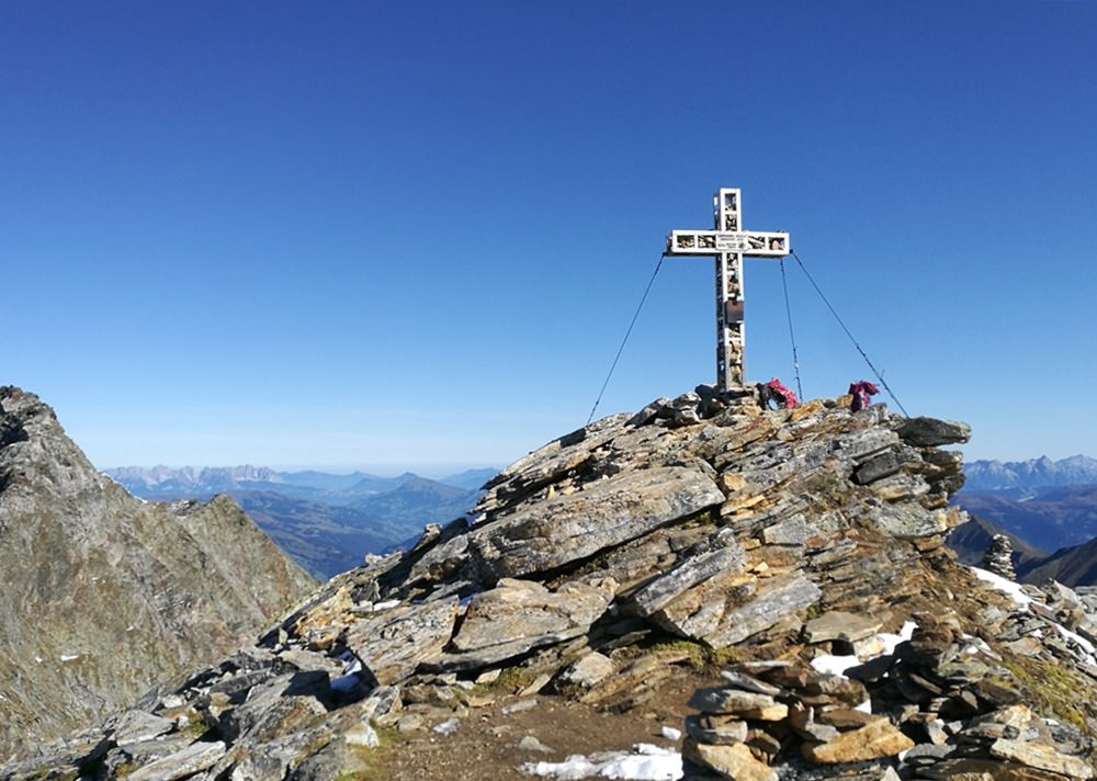 Larmkogel Gipfel