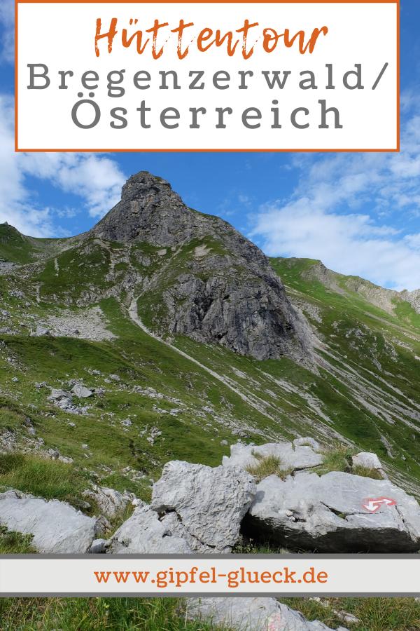 Hüttentour im Bregenzerwald/ Vorarlberg