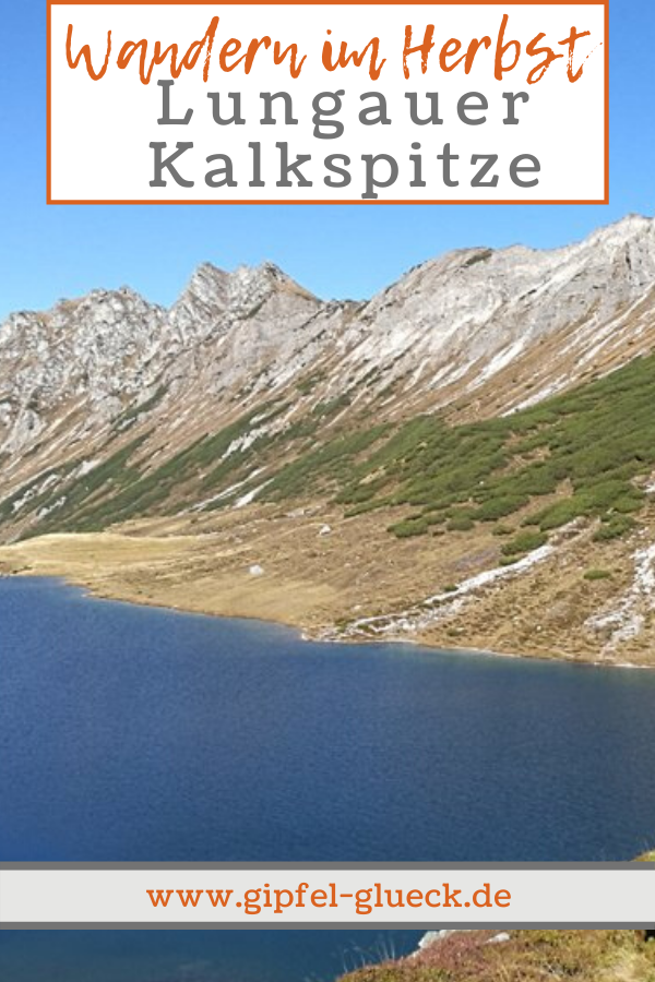 Wandern im Herbst: Lungauer Kalkspitze