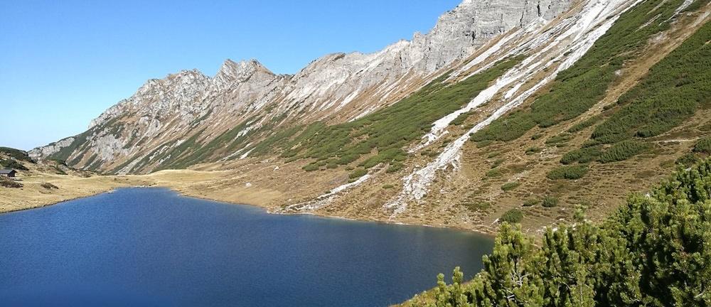 Gipfelbuch Lungauer Kalkspitze 2.471 – so schön ist wandern im Herbst