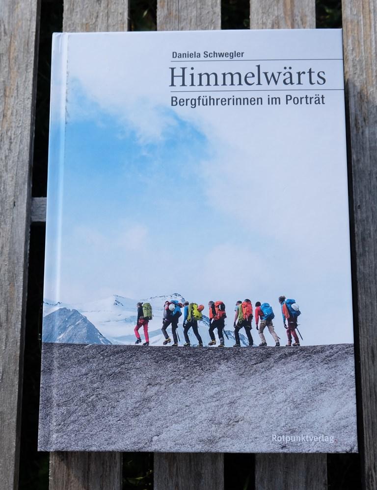 Buchtipp Himmelwärts von Daniela Schwegler