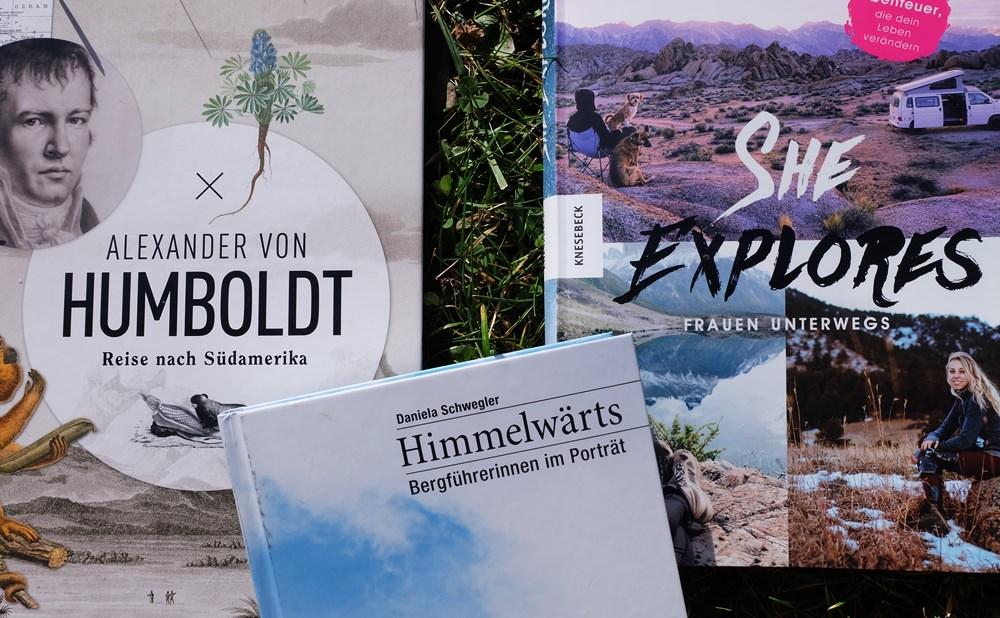 Reise-Bücher für neugierige Menschen