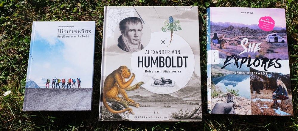 Bücherglück (8) – Buchtipps für Neugierige