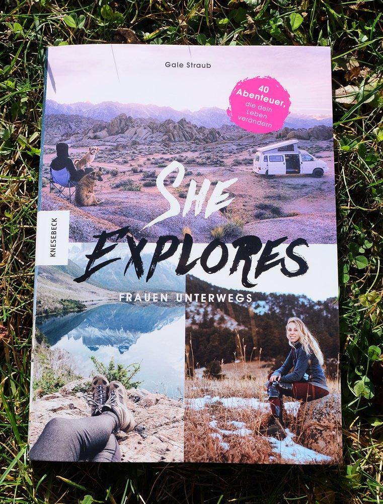 She Explores - Abenteuer für Neugierige