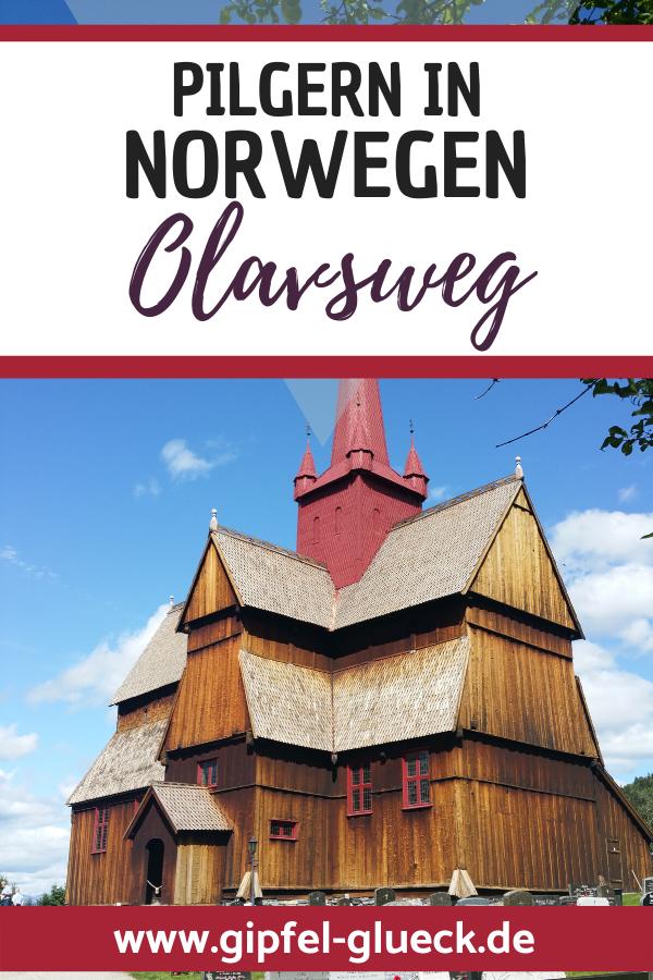 Erfahrungen vom Pilgern in Norwegen auf dem Olavsweg