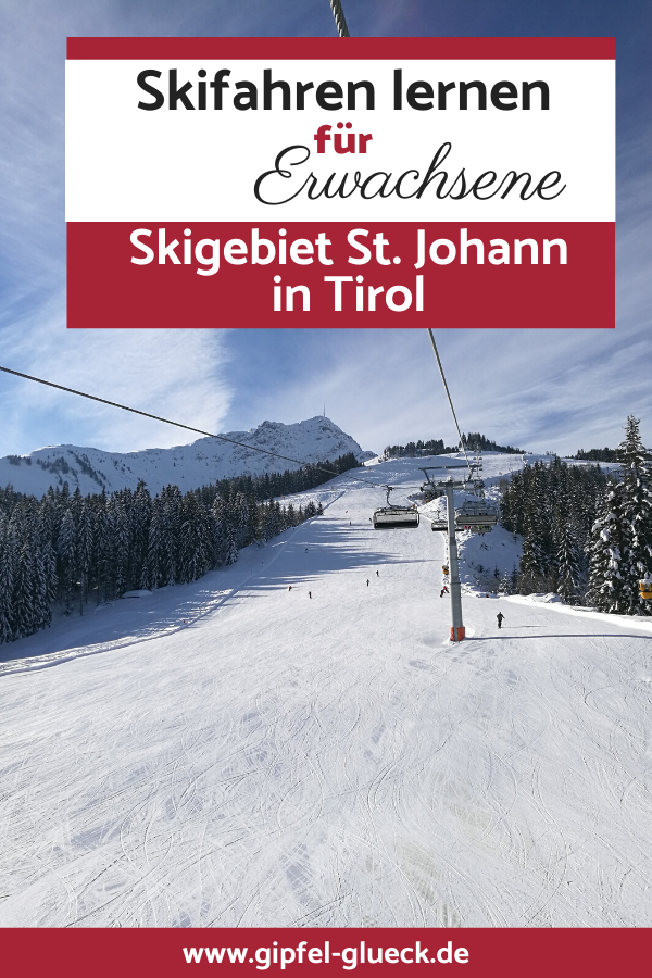 Skigebiete in Tirol: Skistar St. Johann