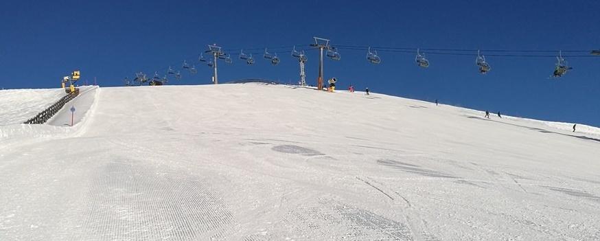 Skifahren in Saalbach – 1 Tag auf Blauen Pisten im Skicircus Saalbach-Hinterglemm Leogang Fieberbrunn
