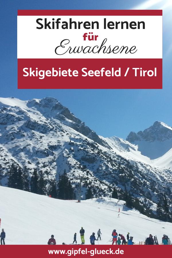 Rosshütte, Seefeld in Tirol: Skifahren lernen für Erwachsene