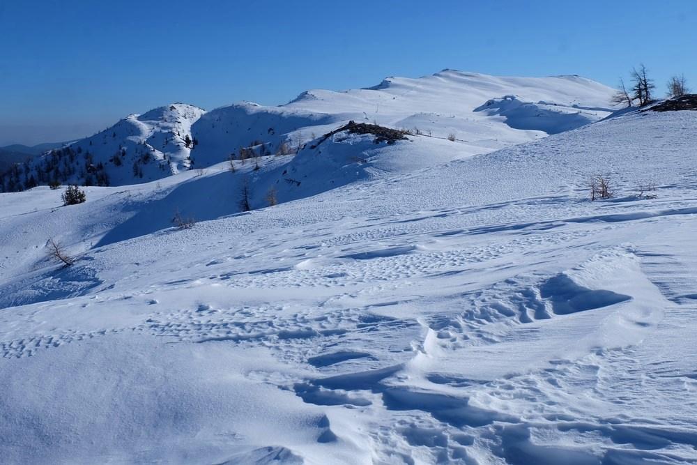 Winterwanderung Bodeneck - ein Highlight vom Winter am Millstätter See