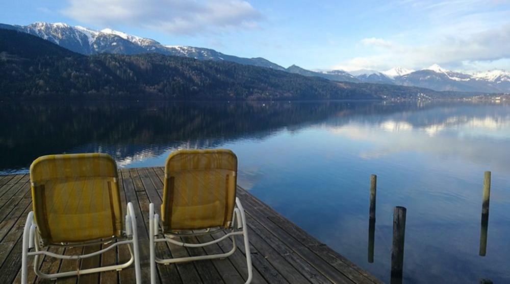 Schöne Hotels und Lieblingsorte: Winter am Millstätter See/ Kärnten