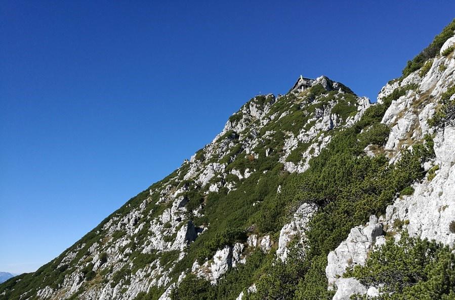 Gipfelbuch Hochstaufen 1.771 m über die Steinernen Jäger