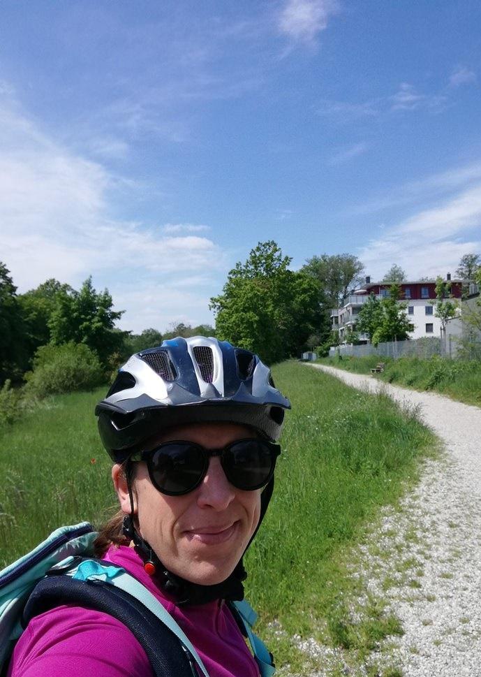 Radtour im Rottal in Niederbayern