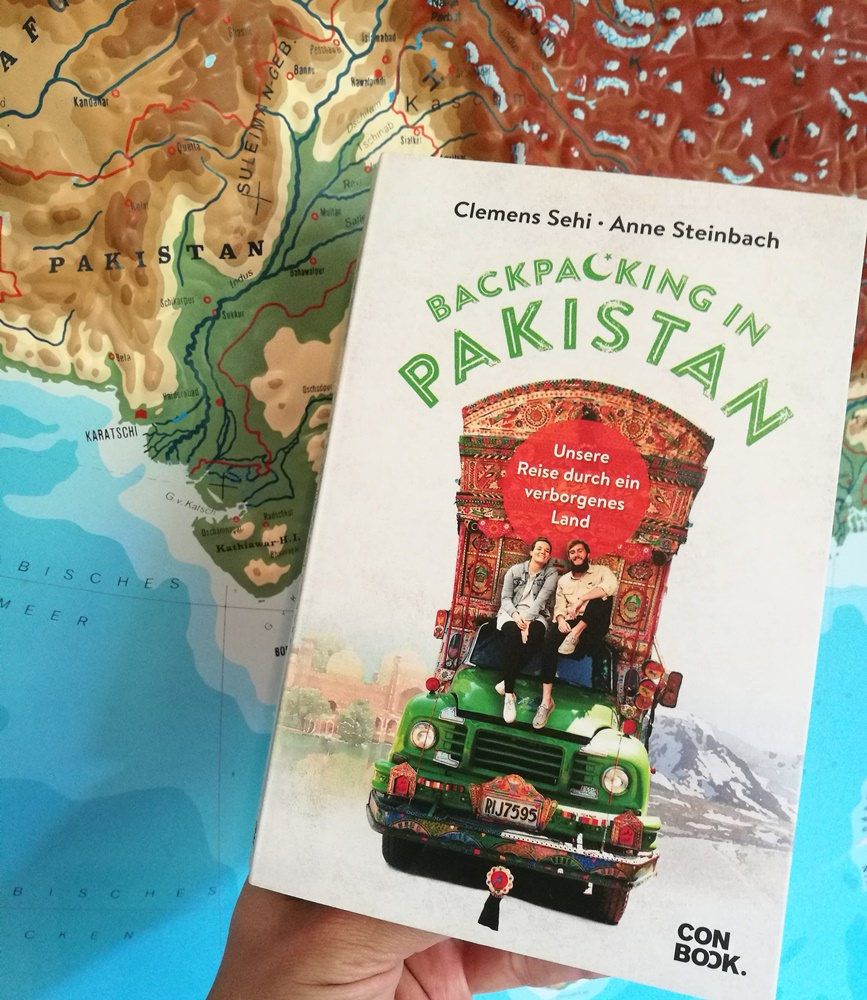 Backpacking in Pakistan