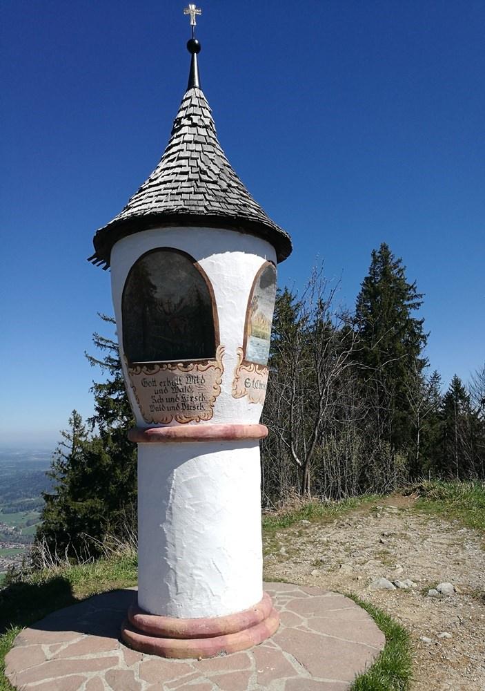 Gipfel des Unternberg