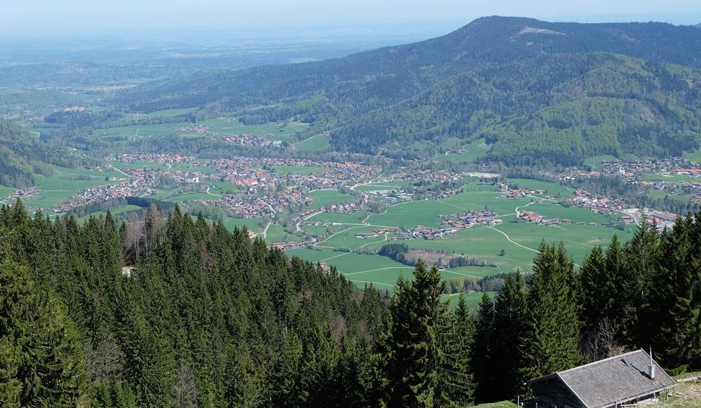 Bike & Hike Ruhpoldinger Unternberg im Chiemgau