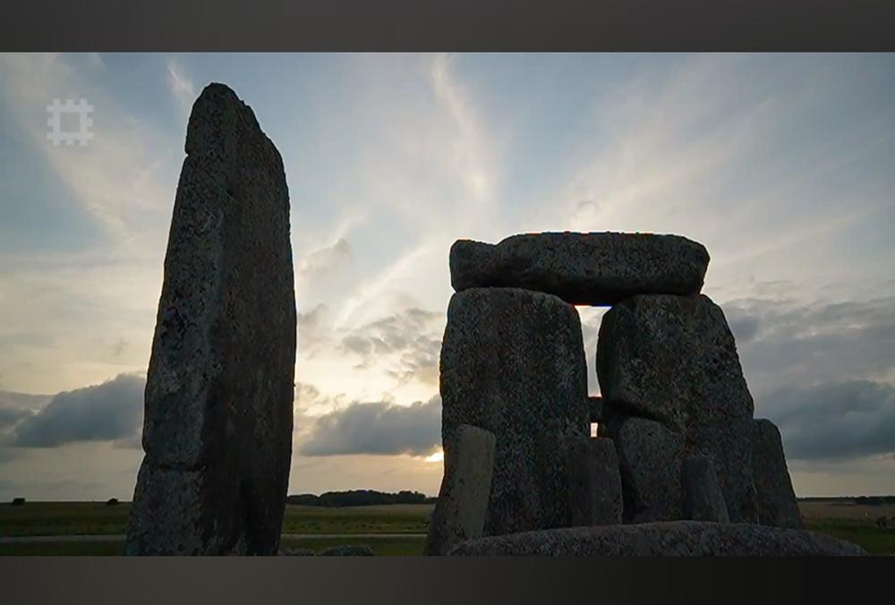 Livestream vom Sonnenuntergang in Stonehenge zur Sommersonnenwende