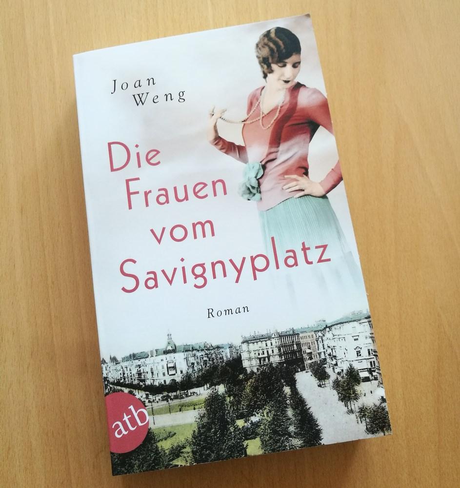 Buchtipp: Die Frauen vom Savignyplatz