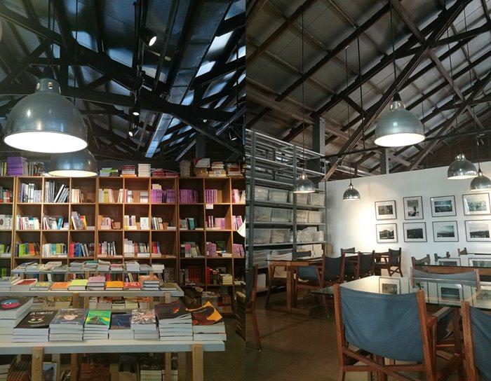 Candide Books in Bangkok