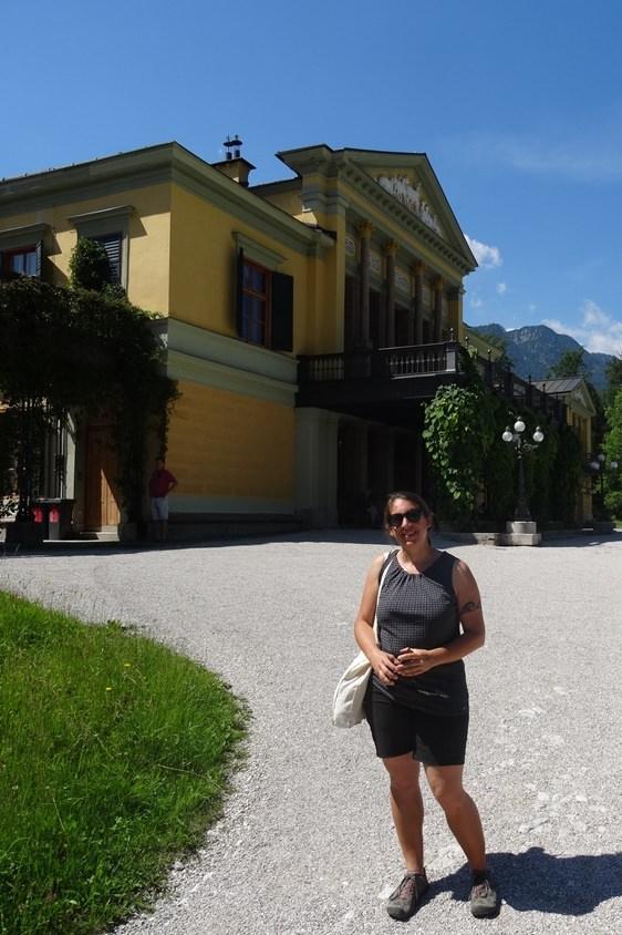 Besuch in der Kaiservilla Bad Ischl