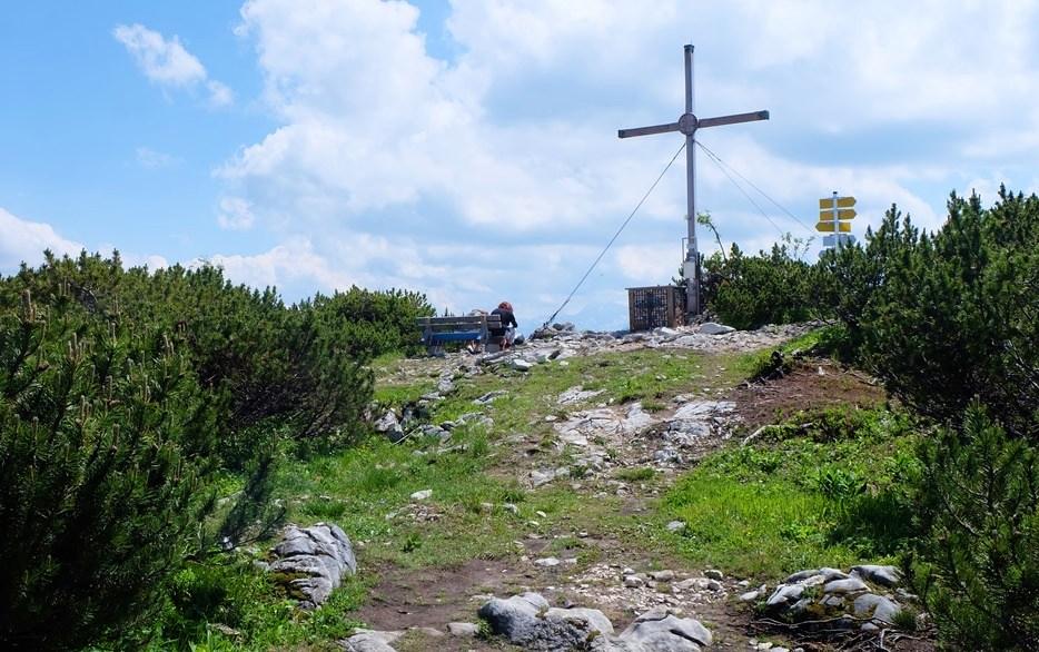 Elferkogel Gipfel