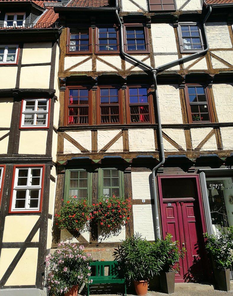 Quedlingburg - eine kleine Städtereise nach Sachsen-Anhalt