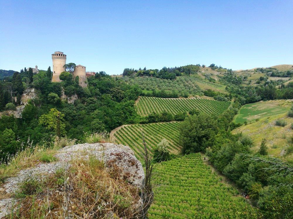 Emilia Romagna in Italien