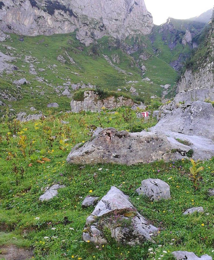 Zum First im Tennengebirge