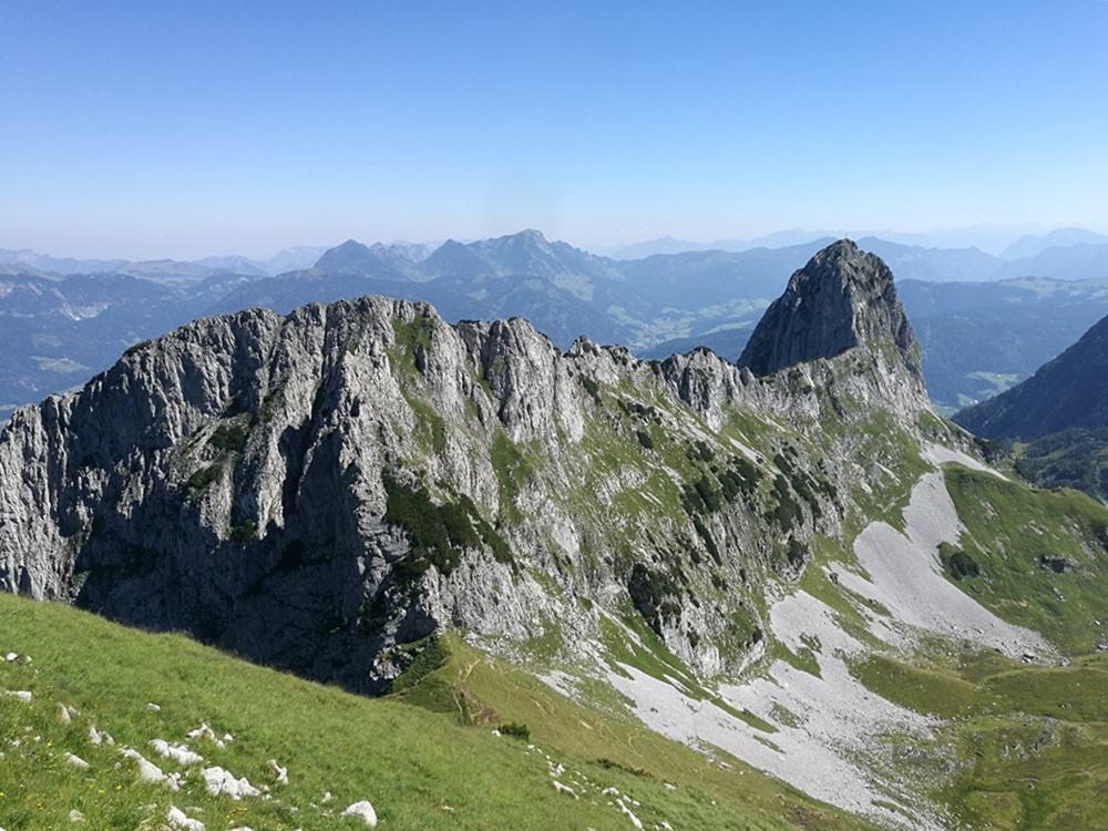 Großer Traunstein im Tennengebirge