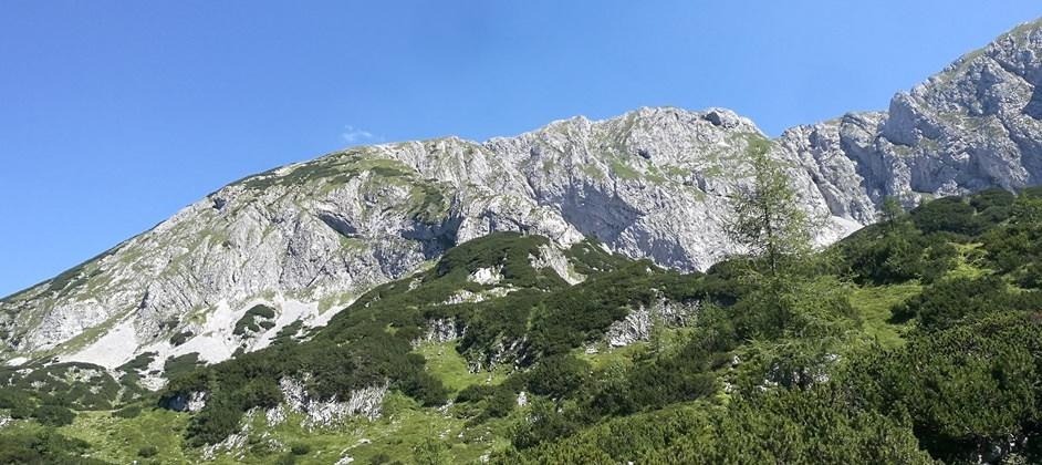 Tagweide 2.126m im Tennengebirge – eine Bergtour für heiße Tage