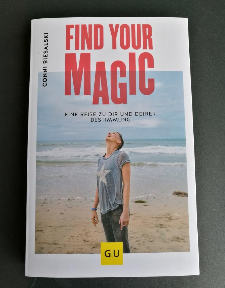 Buchtipp Find your Magic von Conni Biesalski