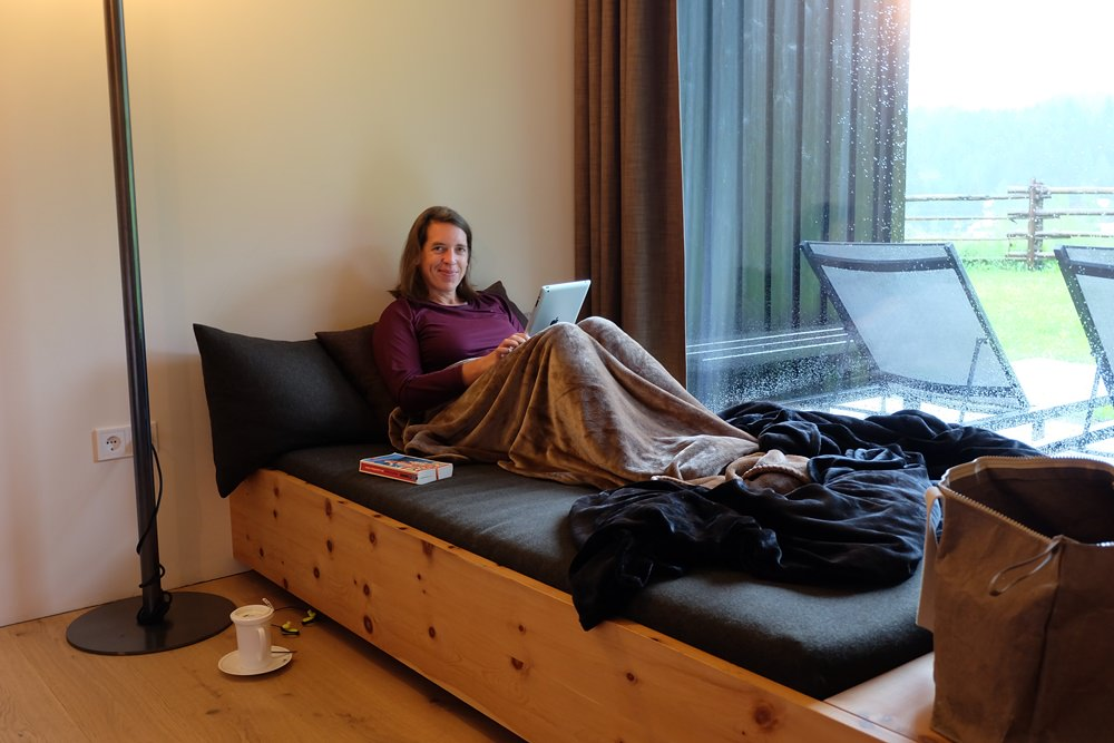 Kuscheliges Wochenende im Hotel Pfösl im Eggental/ Südtirol