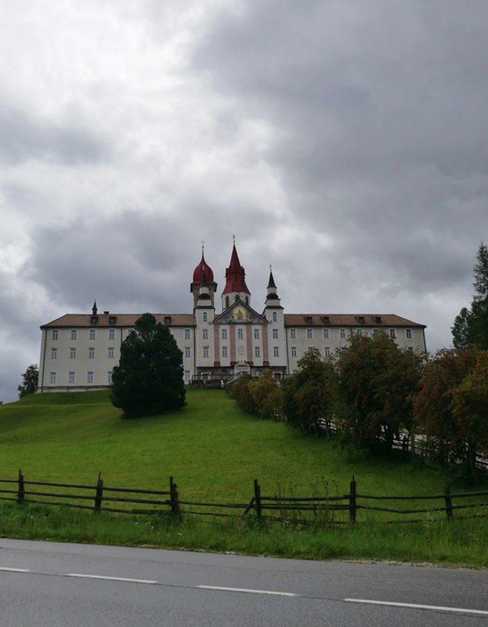 Wallfahrtskirche Maria Weißenstein Eggental