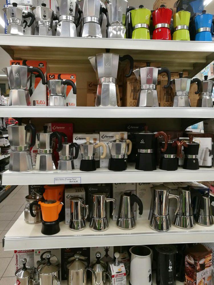 Espressokocher Eldorado