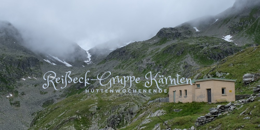 Ein Hüttenwochenende in Kärnten: Zandlacher Hütte, Wasserfall und Klettersteig in der wilden, einsamen Reißeckgruppe