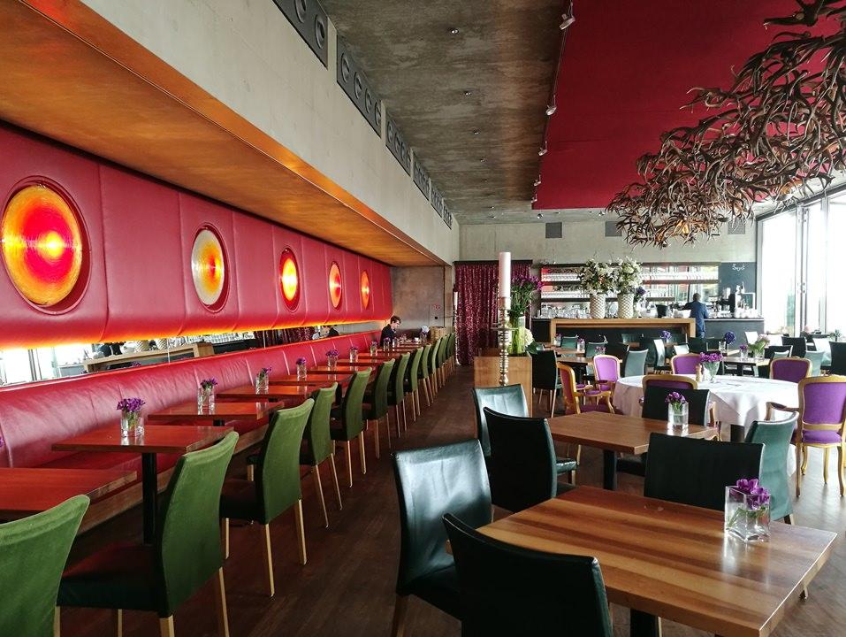 Restaurant M32 in Salzburg