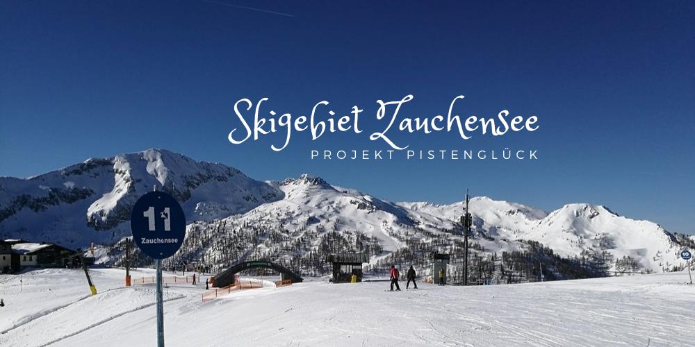 Skigebiet Zauchensee in Salzburg/ Österreich – ein Skitag wie aus dem Bilderbuch