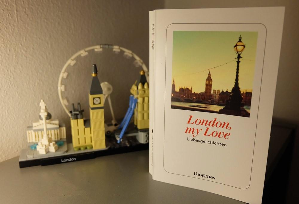 Buchtipp: London my Love