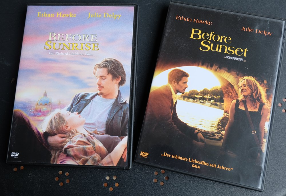 DVD Klassiker anschauen