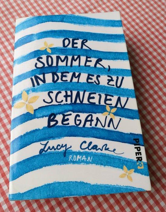 November Buch von Lucy Clarke