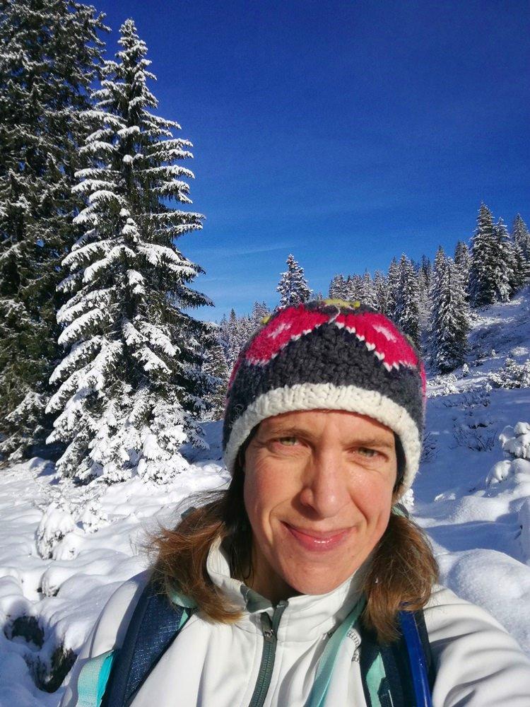 Winterwanderung aufs Fellhorn