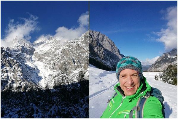 Winter im Wimbachgries / Berchtesgaden