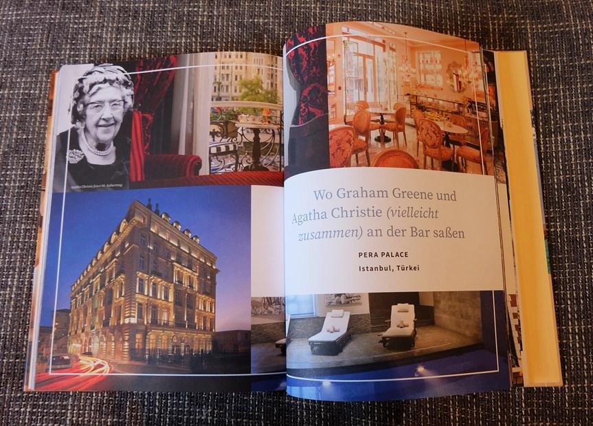 Bildband Literatuhotels