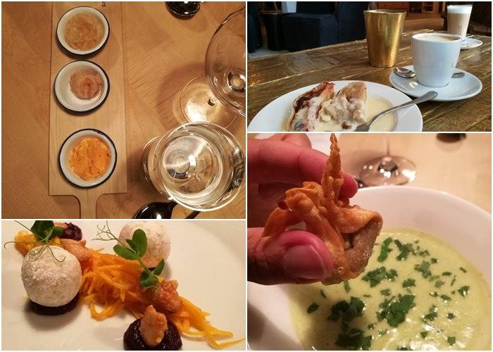 Gut essen im Hotel Hubertus!